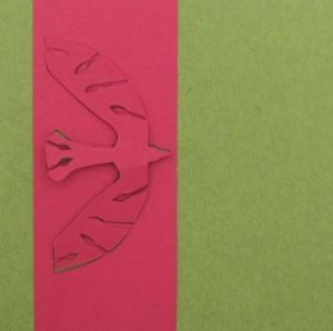 scalpel cut paper