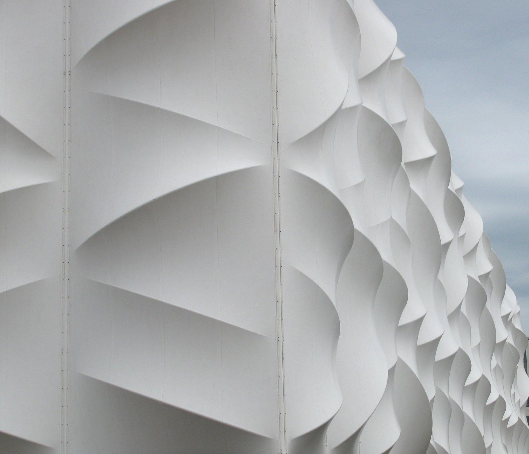 Paper cut architecture