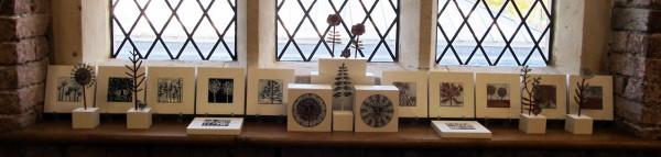 enamel panels sculptures and clocks