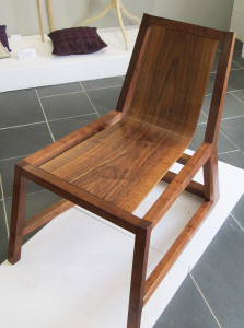 Lounge chair by Edward Wild