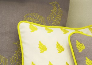 Hilda Living cushions