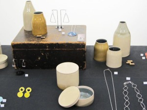 Studio Sian Patterson jewellery and Heather McDermott ceramics