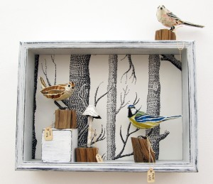 Suzanne Breakwell paper sculpture