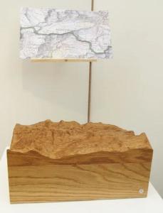 Tom Aylwin bespoke furniture - contour boxes
