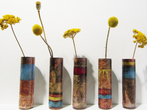 New vessels by Janine Partington Oct 2015