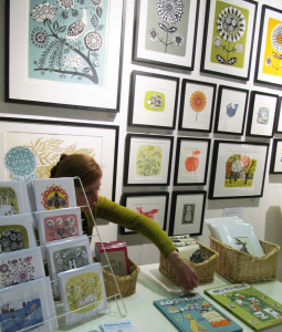Prints and books by Ruth Green