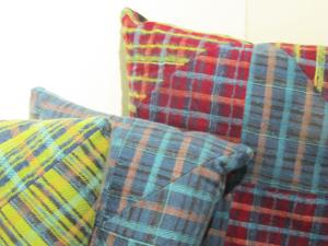 Textiles by Sarah Allen